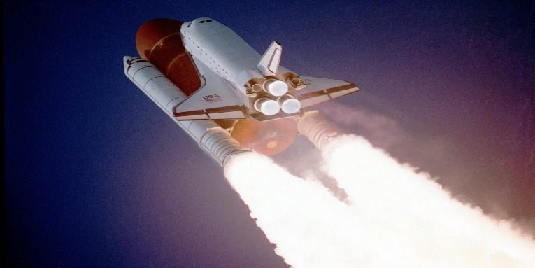 Space shuttle - Dynamics 365 Business Central