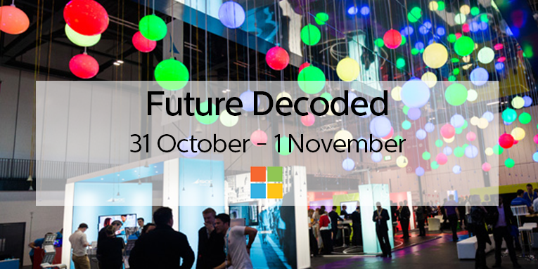 future decoded 2018