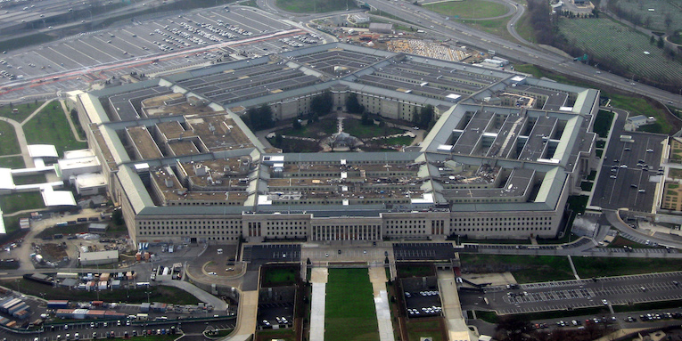Microsoft wins $10bn at the Pentagon
